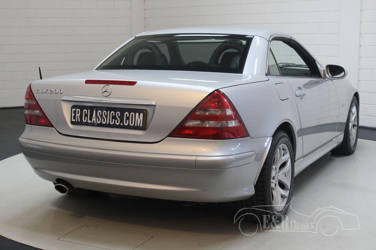Mercedes SLK Kompressor 2003 Final Edition 29/30