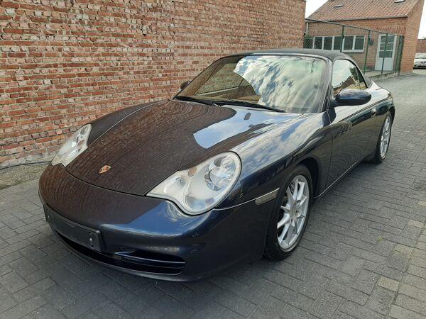 Porsche 996 / 911 Carrera 3.6i Cabrio Carrera 4* Full option*Zeer goed onderhouden staat!!*