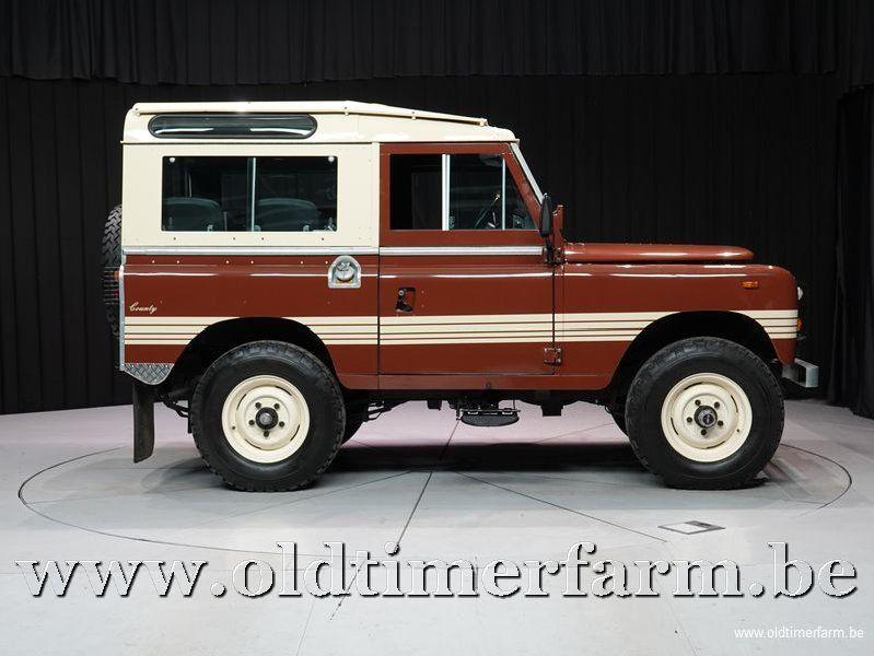 Land Rover Series III 88 County Diesel '82 8/30