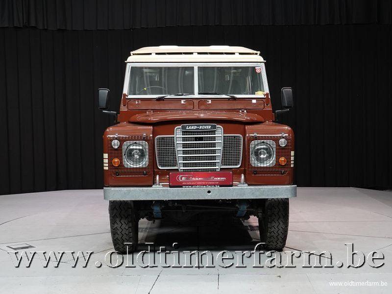 Land Rover Series III 88 County Diesel '82 5/30