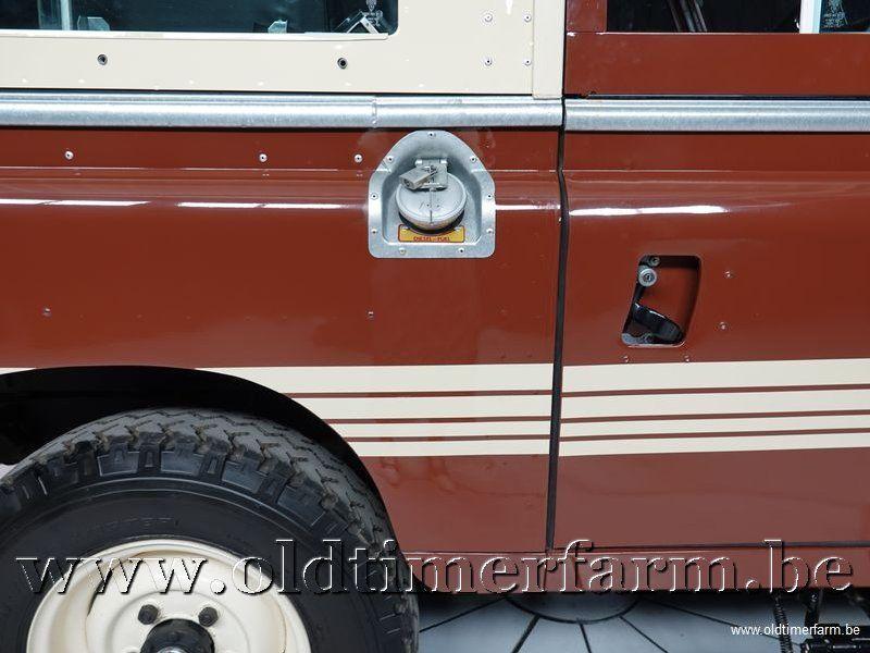 Land Rover Series III 88 County Diesel '82 18/30