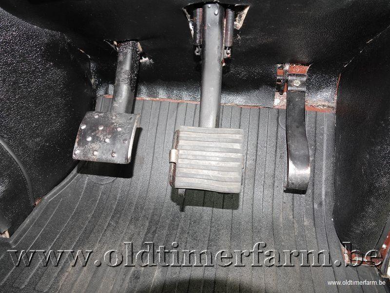 Land Rover Series III 88 County Diesel '82 23/30