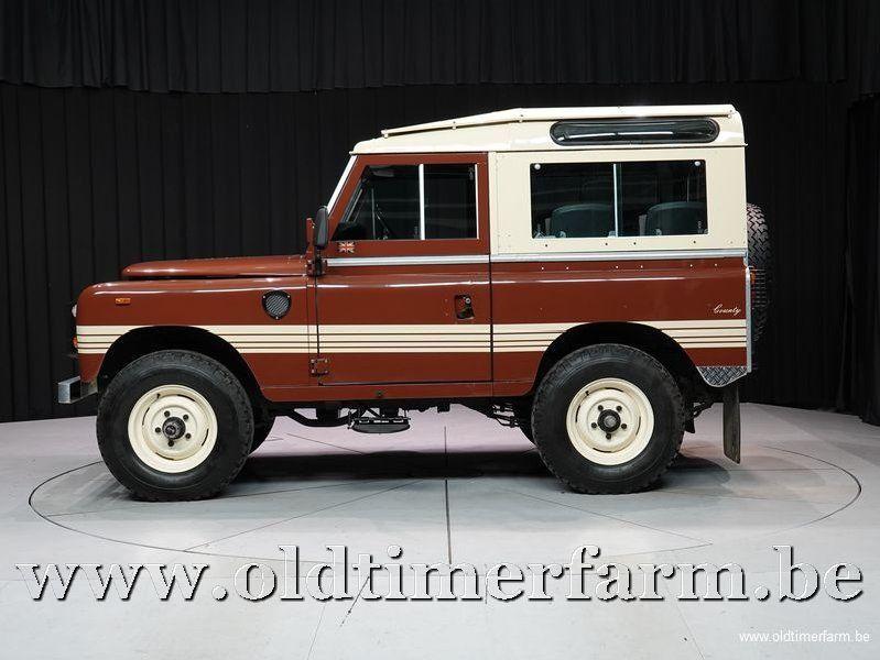 Land Rover Series III 88 County Diesel '82 6/30