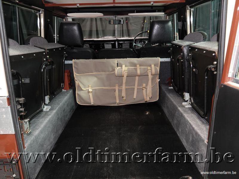 Land Rover Series III 88 County Diesel '82 28/30