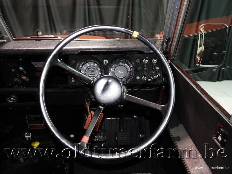 Land Rover Series III 88 County Diesel '82 20/30