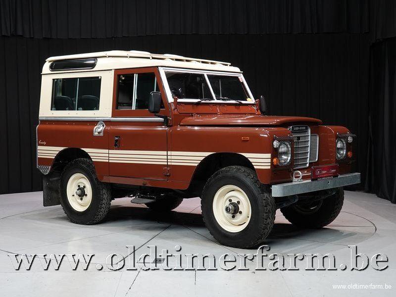 Land Rover Series III 88 County Diesel '82 3/30