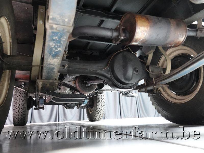 Land Rover Series III 88 County Diesel '82 30/30