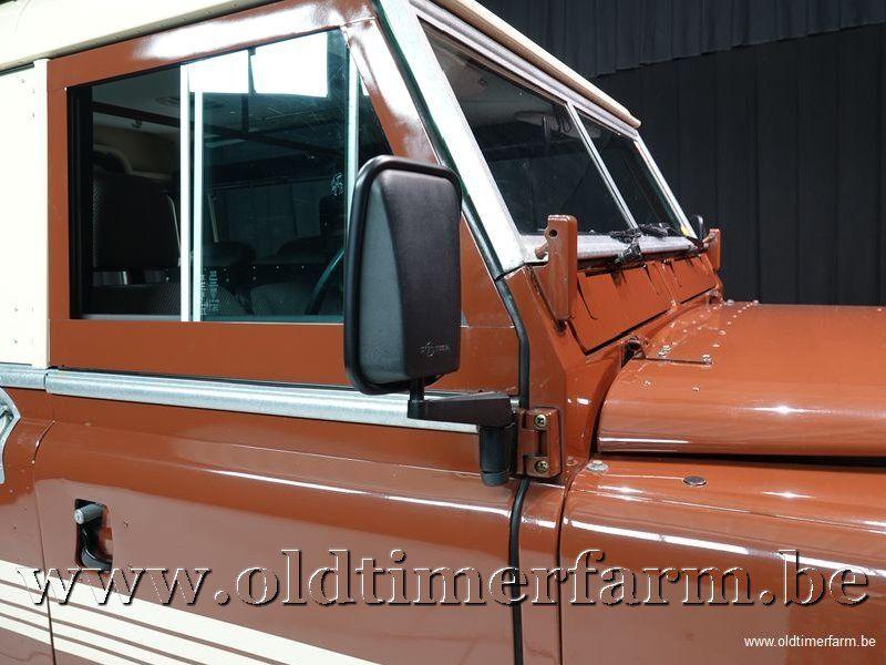 Land Rover Series III 88 County Diesel '82 19/30
