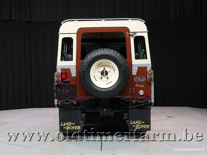 Land Rover Series III 88 County Diesel '82 7/30