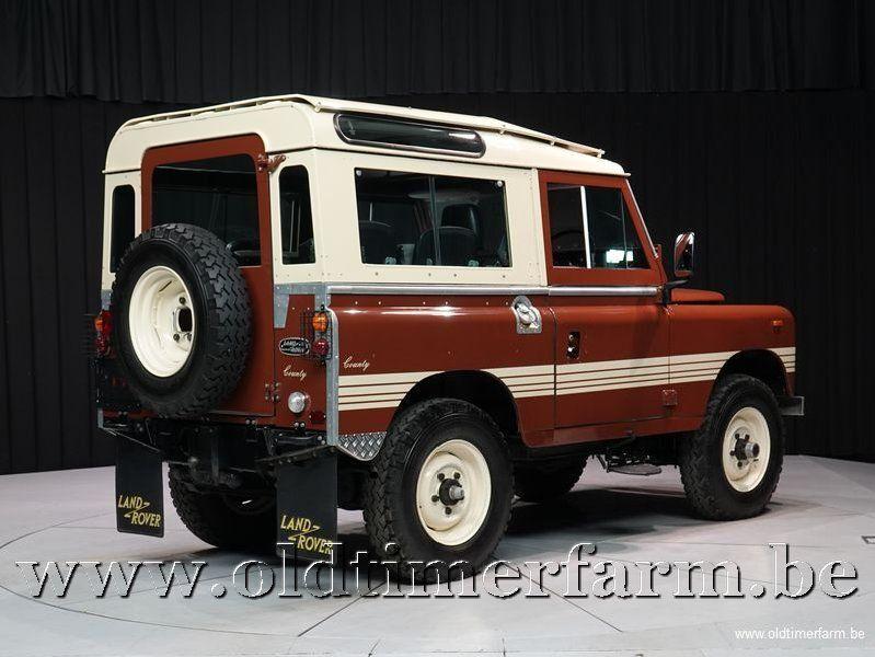 Land Rover Series III 88 County Diesel '82 2/30