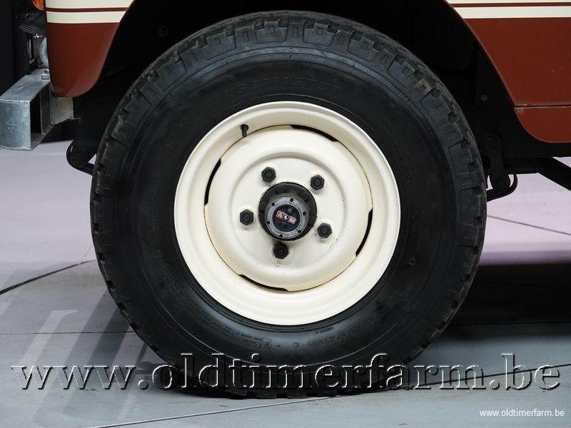 Land Rover Series III 88 County Diesel '82 13/30