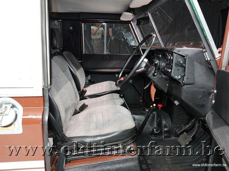 Land Rover Series III 88 County Diesel '82 10/30