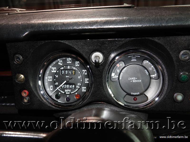 Land Rover Series III 88 County Diesel '82 12/30