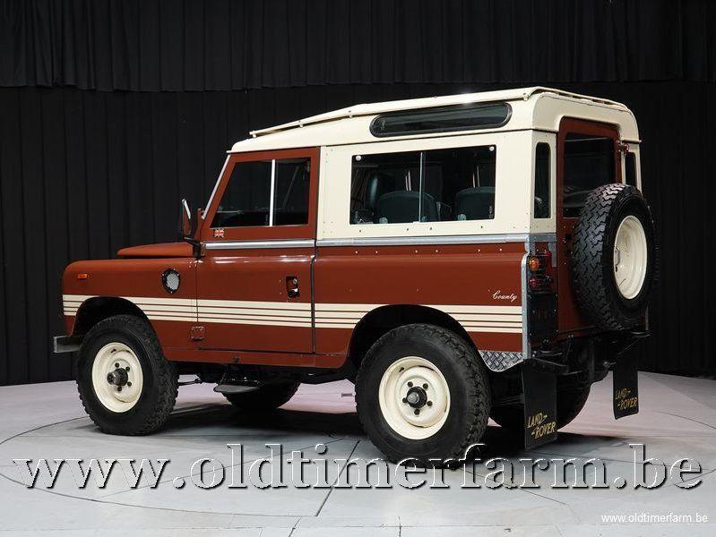 Land Rover Series III 88 County Diesel '82 4/30