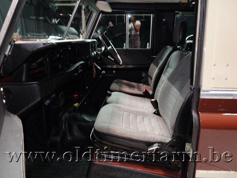 Land Rover Series III 88 County Diesel '82 25/30