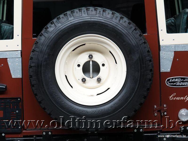 Land Rover Series III 88 County Diesel '82 16/30