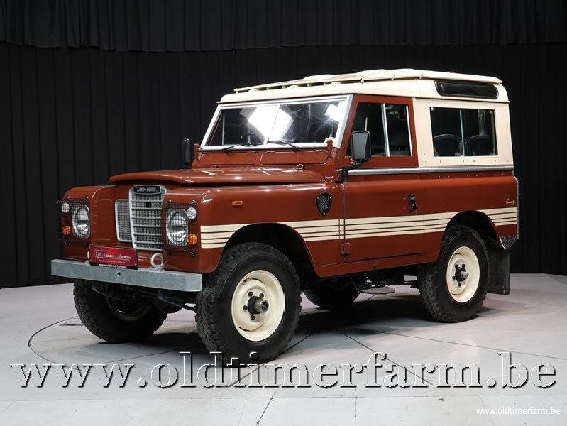 Land Rover Series III 88 County Diesel '82 1/30