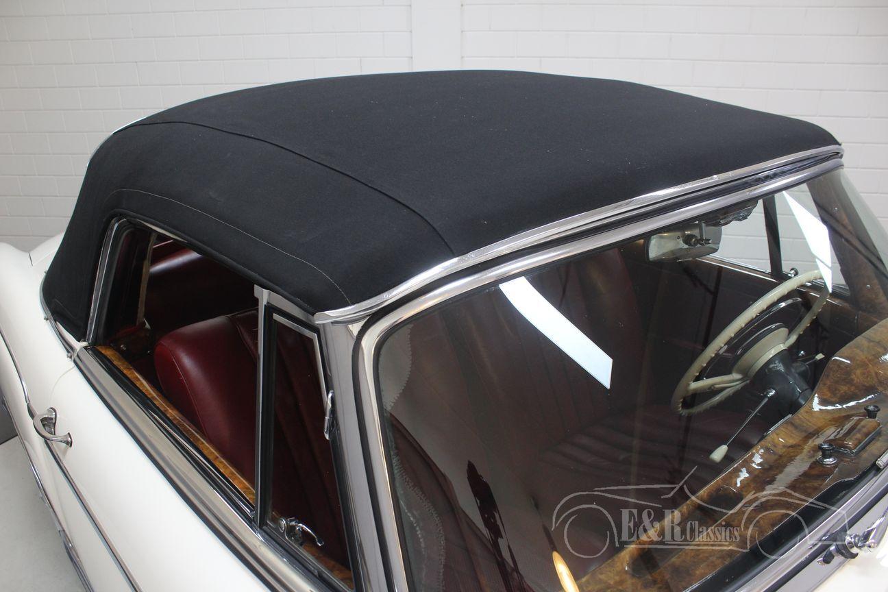 Mercedes 220 SE Ponton Cabriolet 1960 28/30