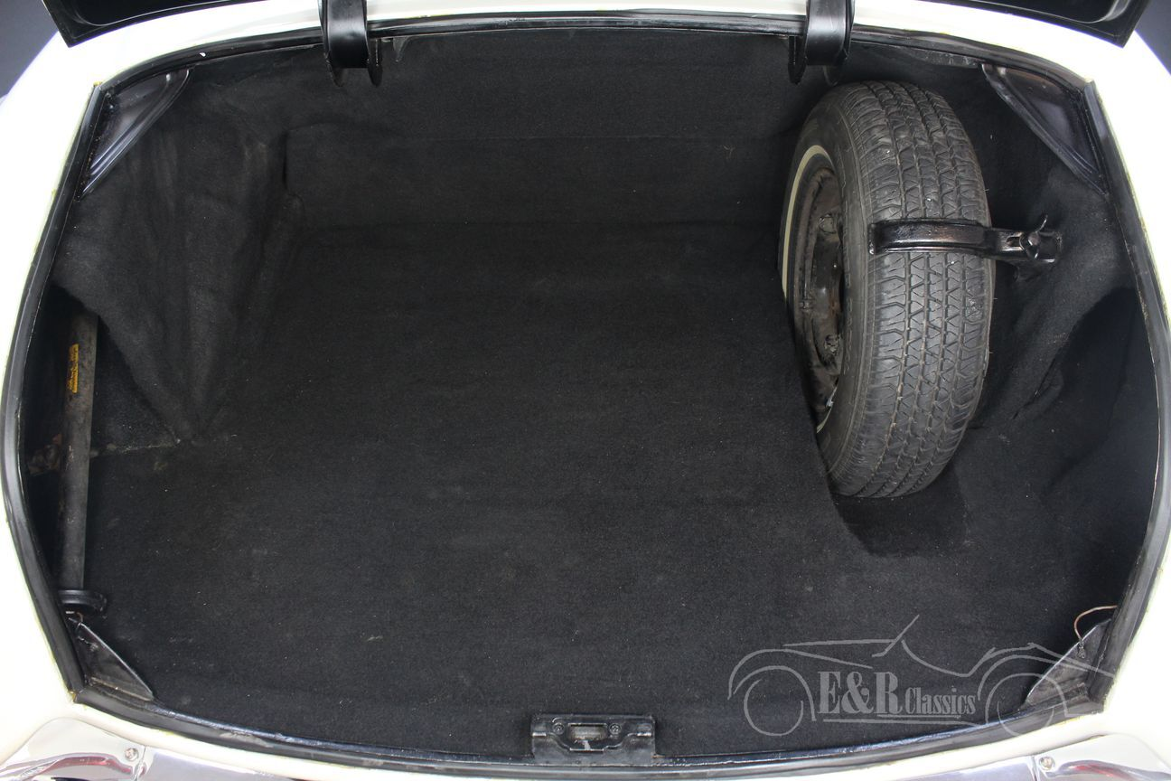 Mercedes 220 SE Ponton Cabriolet 1960 23/30