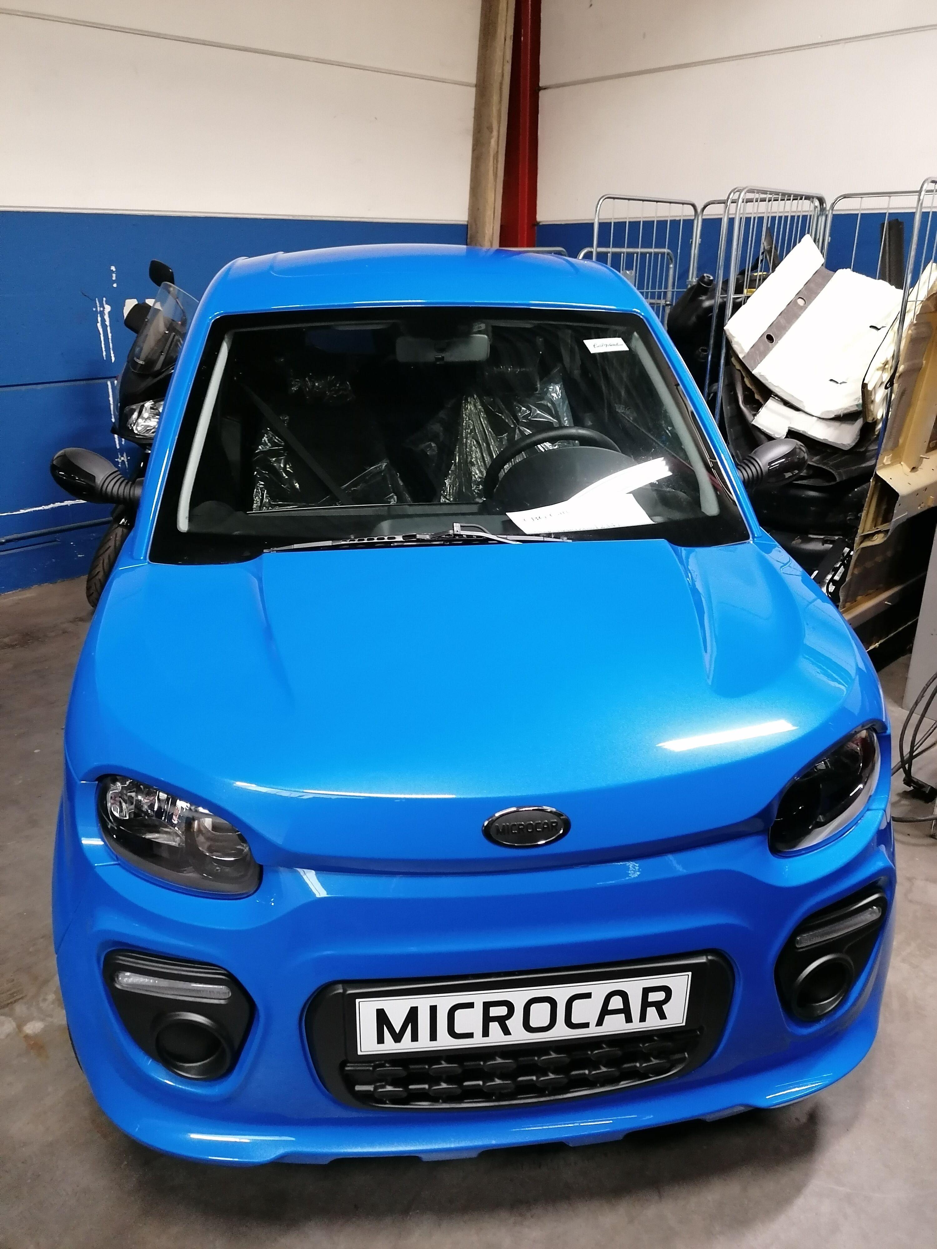Microcar M.go Hifi Plus 2/9
