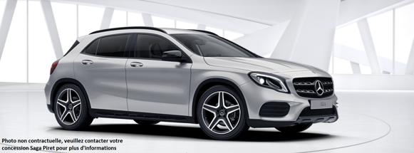 Mercedes GLA 180 Sport Edition ( véhicule de direction ) - 73185