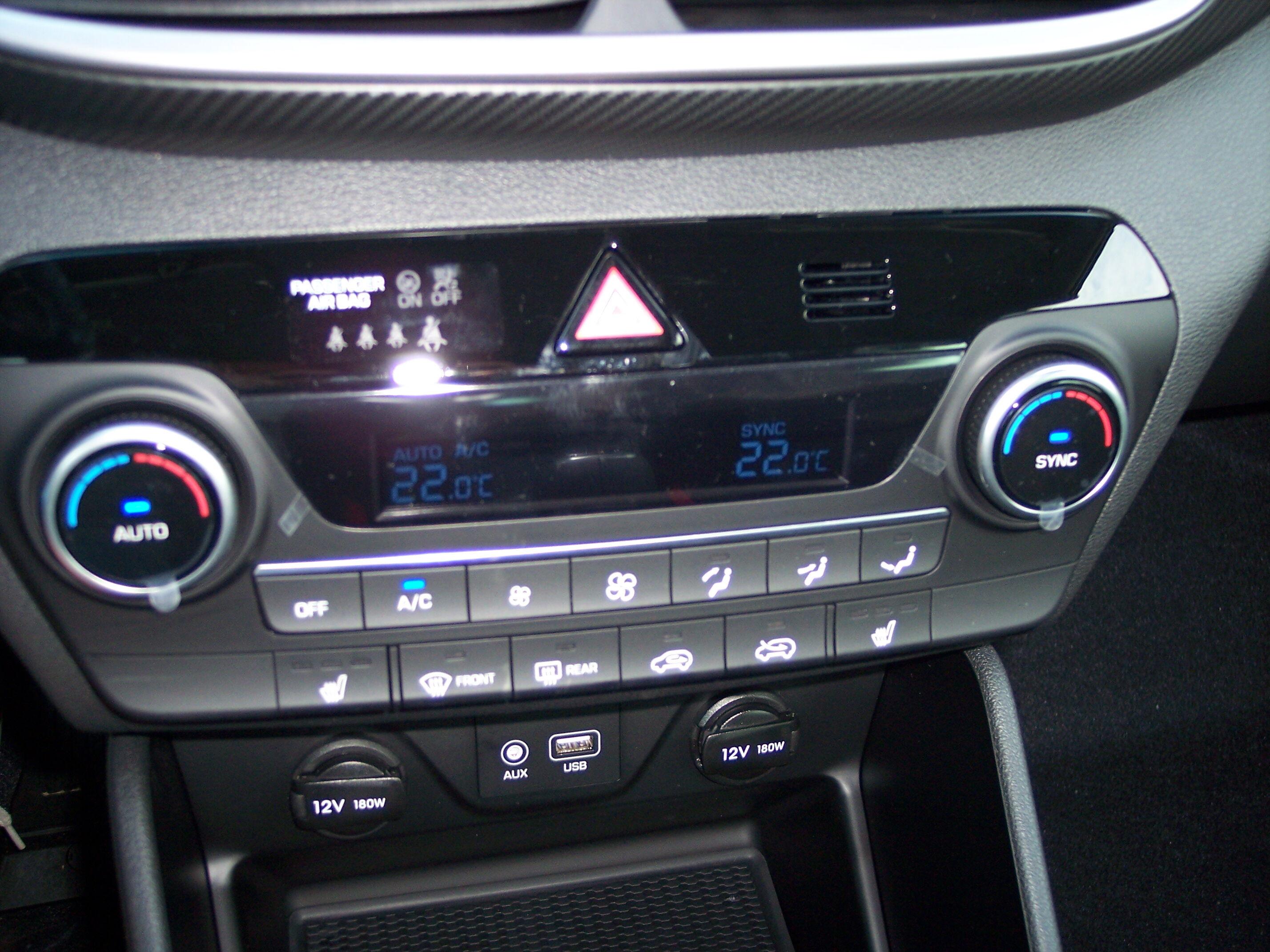 Hyundai Tuson NEW TUCSON PREMIUM 1.6 GDI ISG 7/12