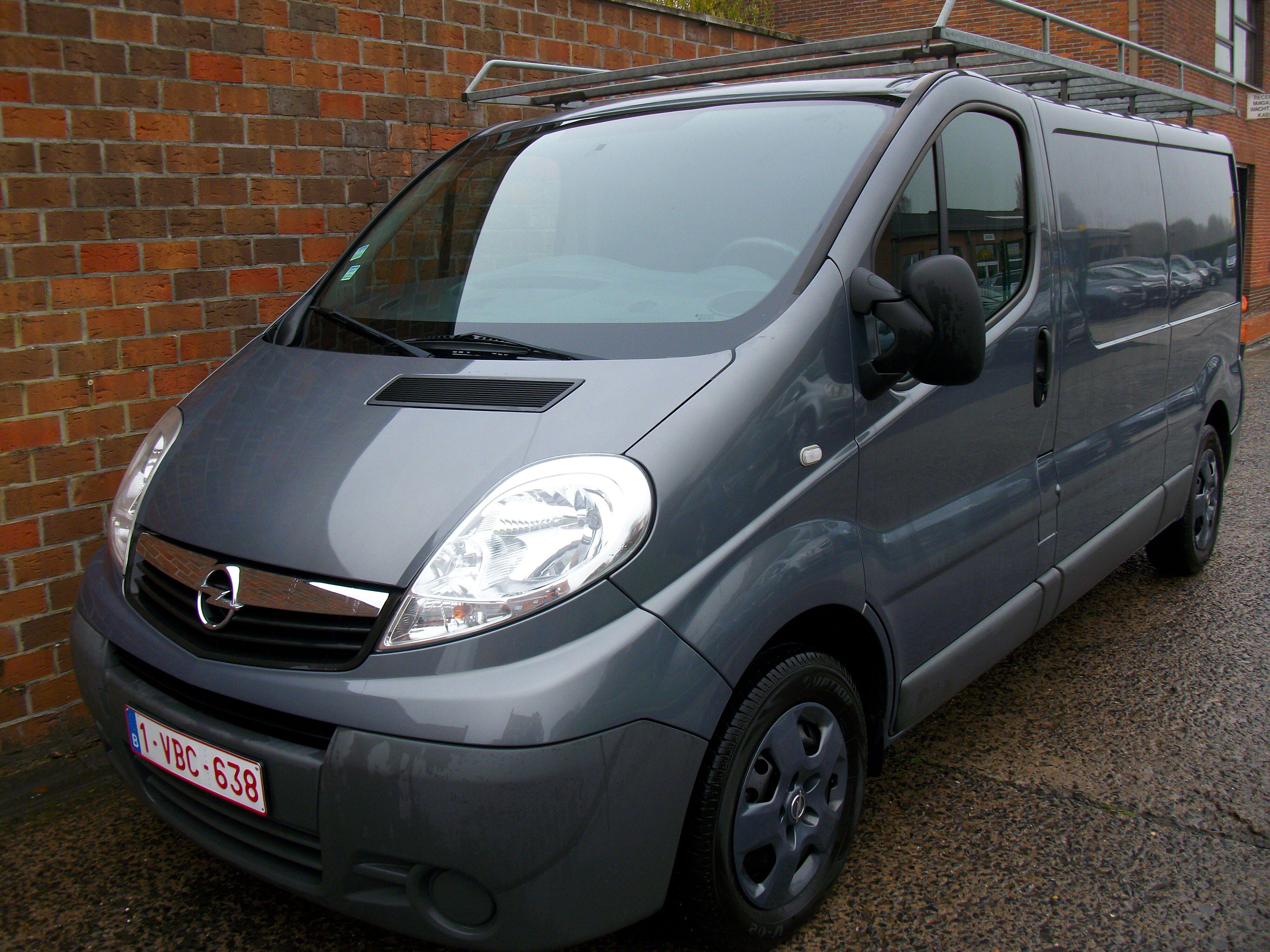 Opel Vivaro Opel Vivaro L2H1 4/9
