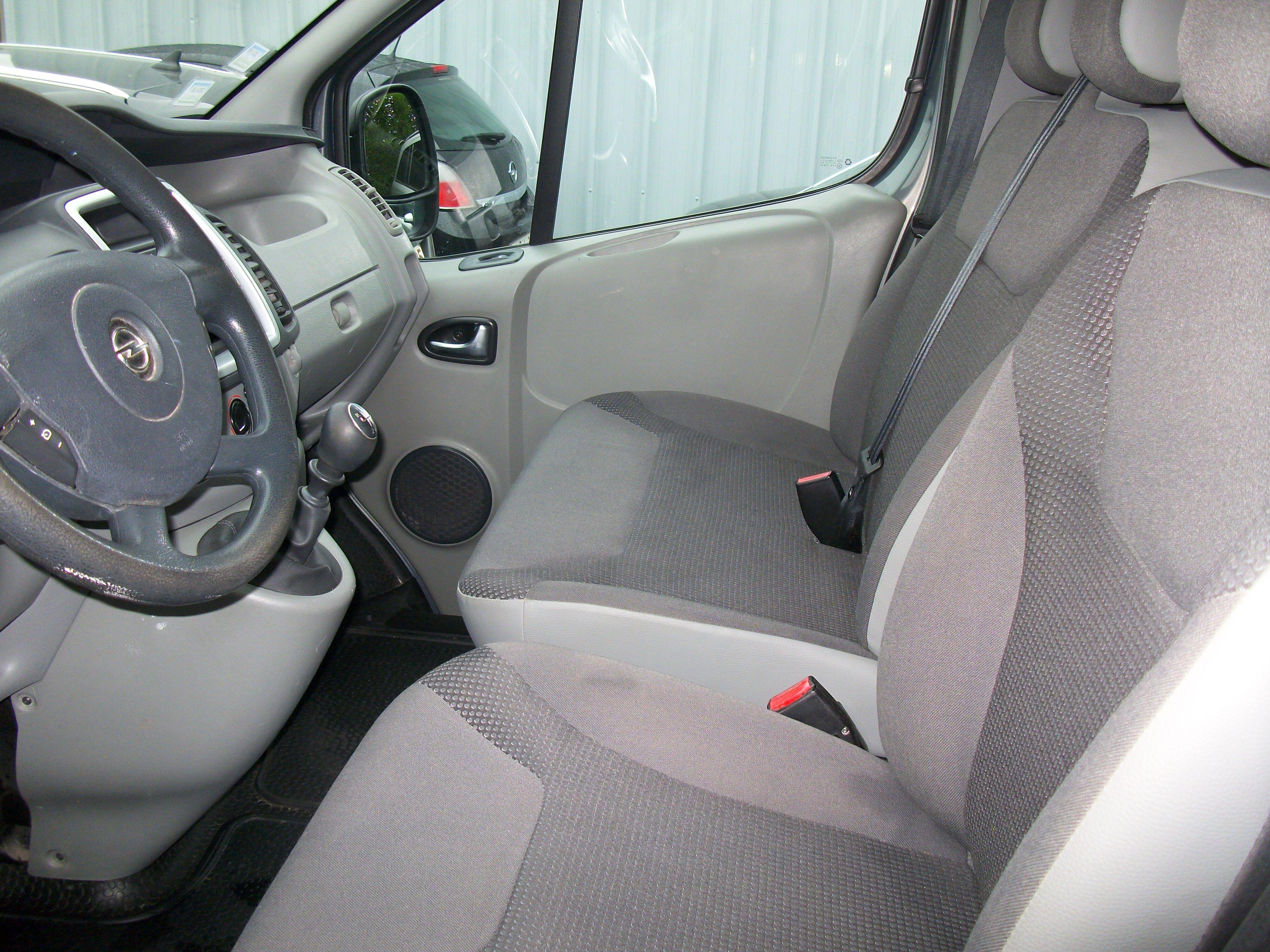 Opel Vivaro Opel Vivaro L2H1 7/9