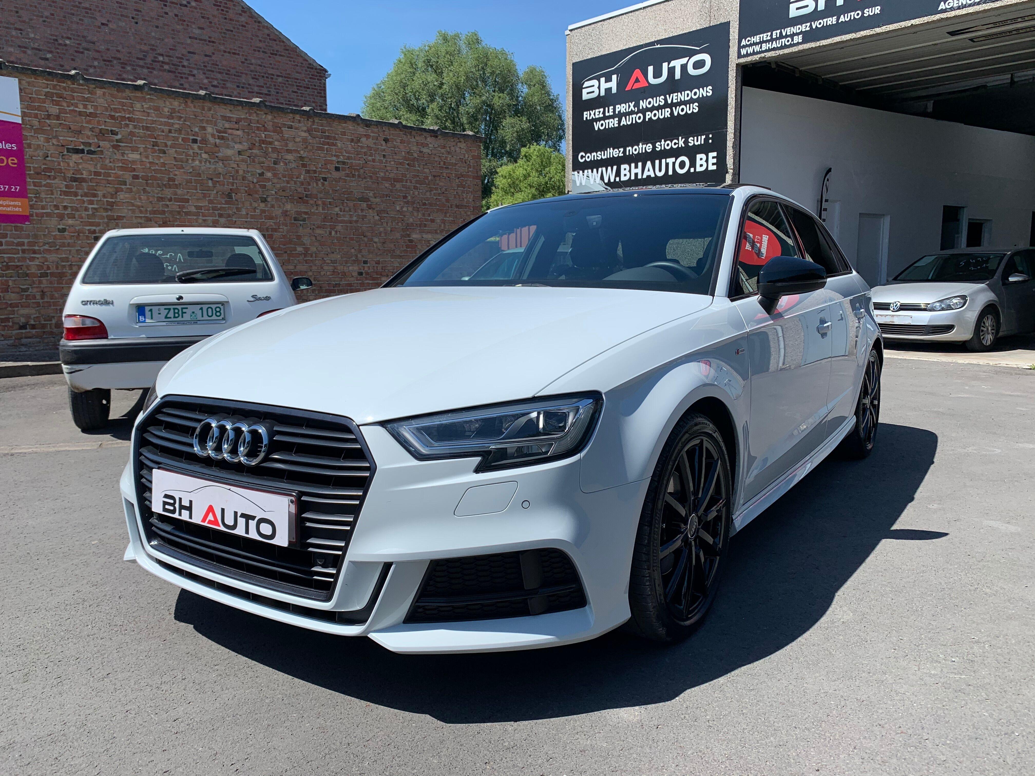 Audi A3 Sportback 1.0 TSI Sline 1/13