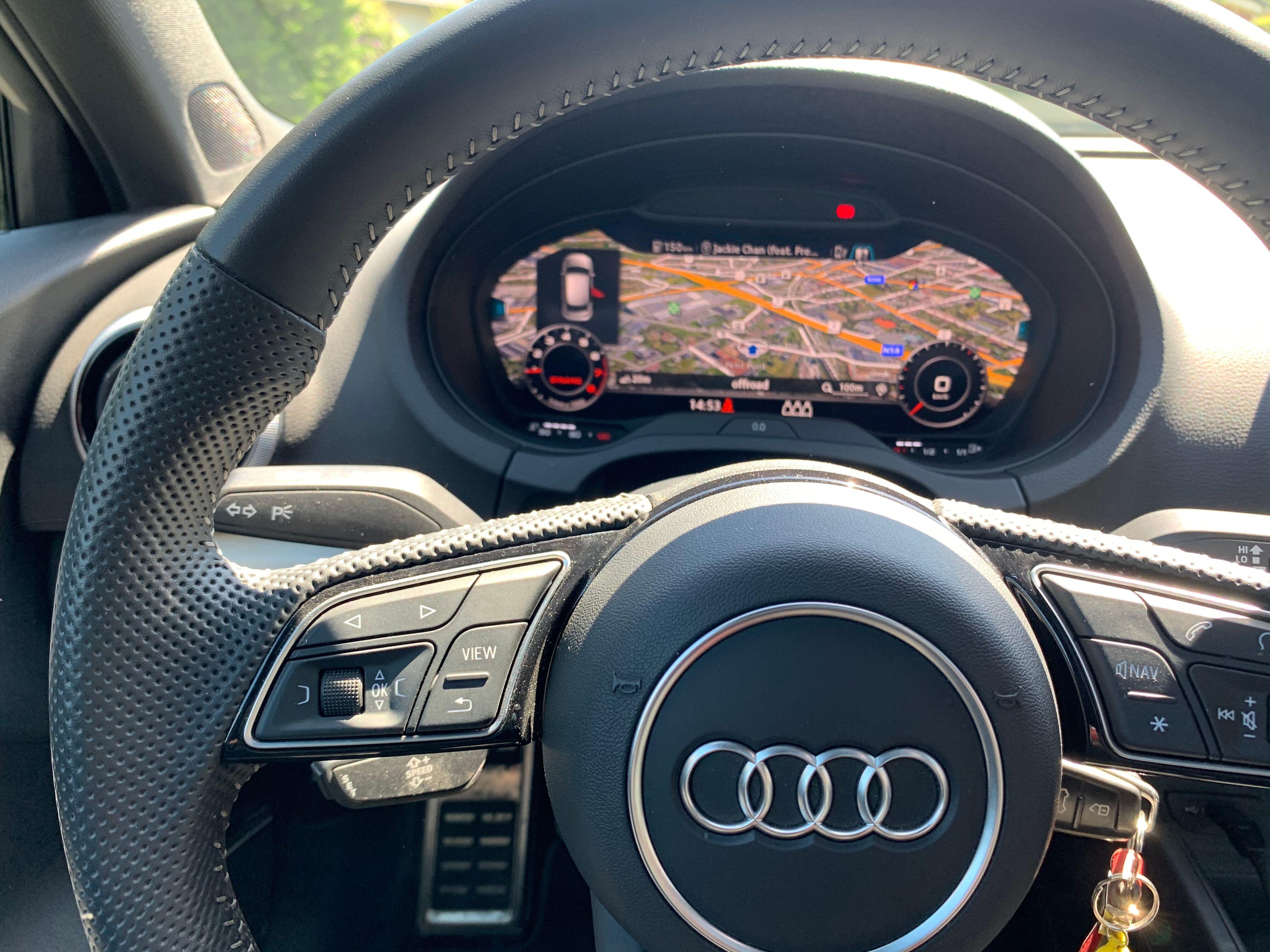 Audi A3 Sportback 1.0 TSI Sline 12/13