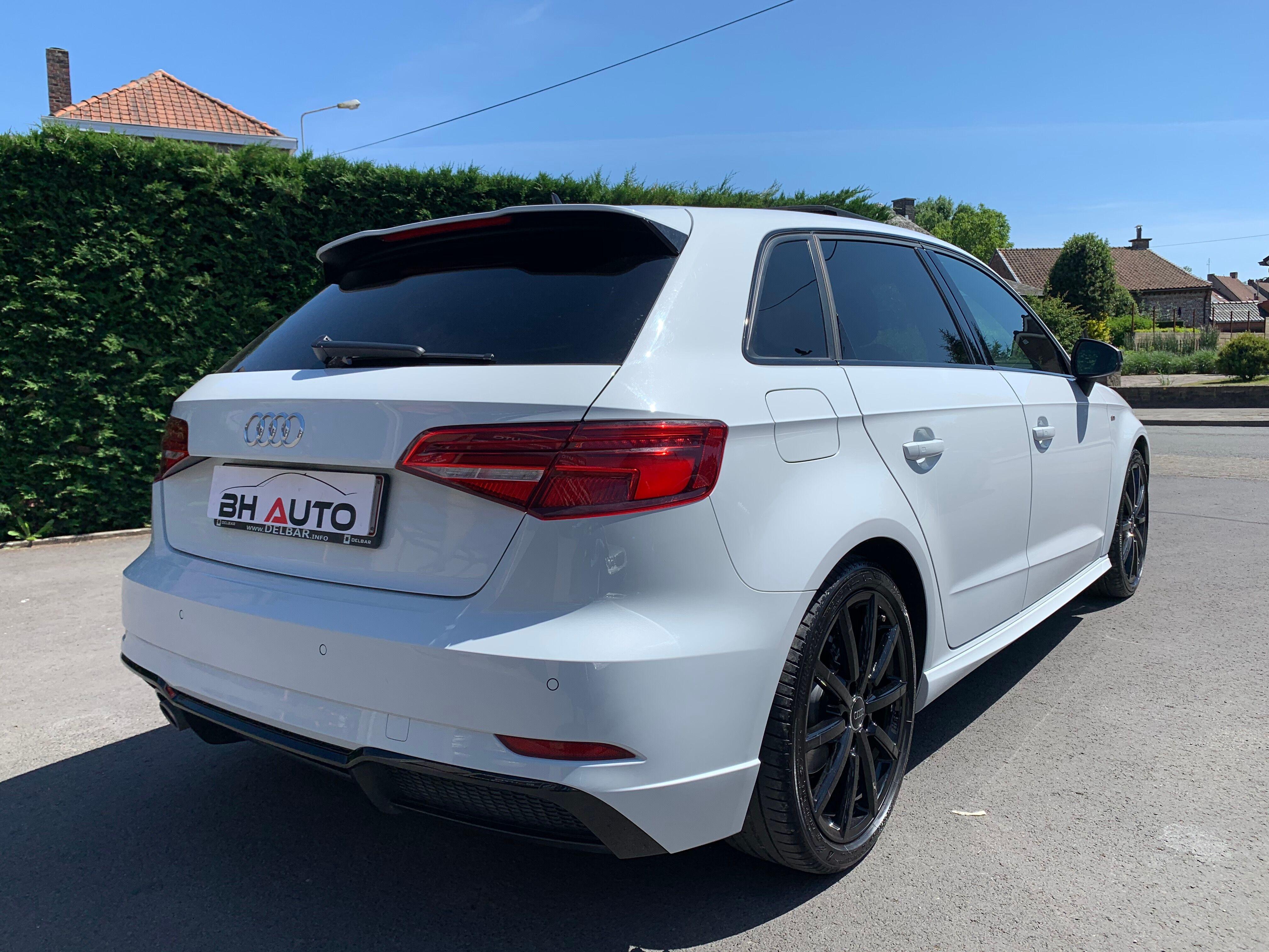 Audi A3 Sportback 1.0 TSI Sline 4/13