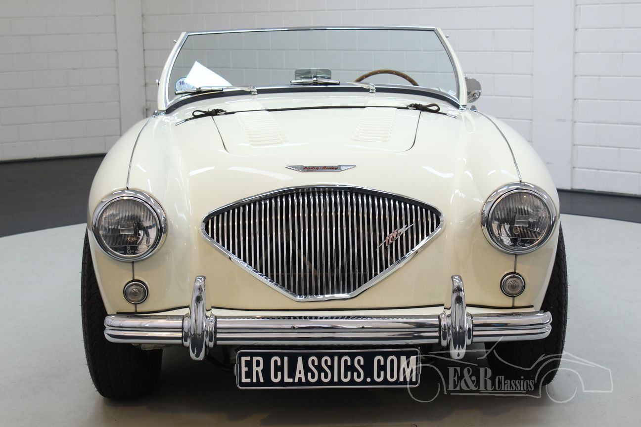 Austin Healey 100/4 BN2 1956 Le mans modification 6/30