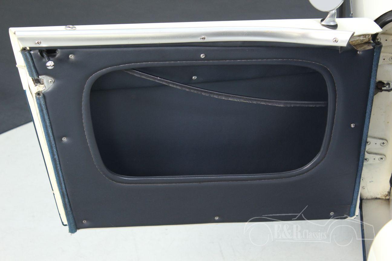 Austin Healey 100/4 BN2 1956 Le mans modification 15/30