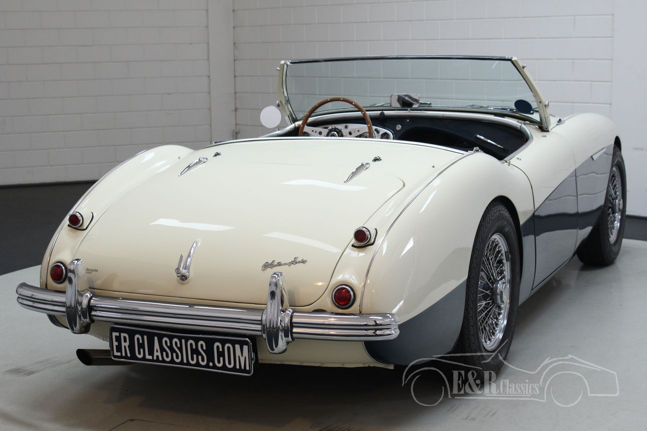 Austin Healey 100/4 BN2 1956 Le mans modification 12/30