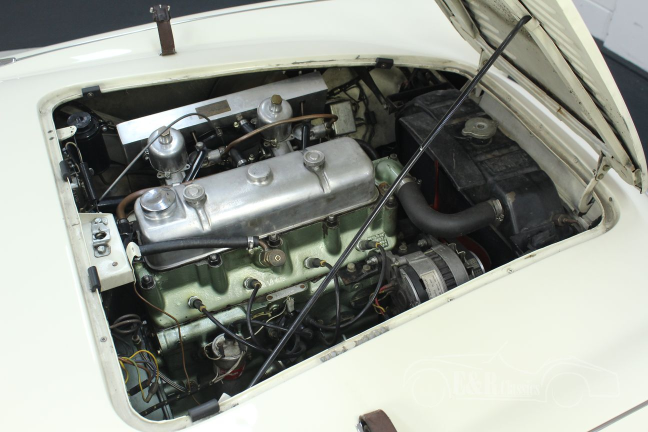 Austin Healey 100/4 BN2 1956 Le mans modification 4/30