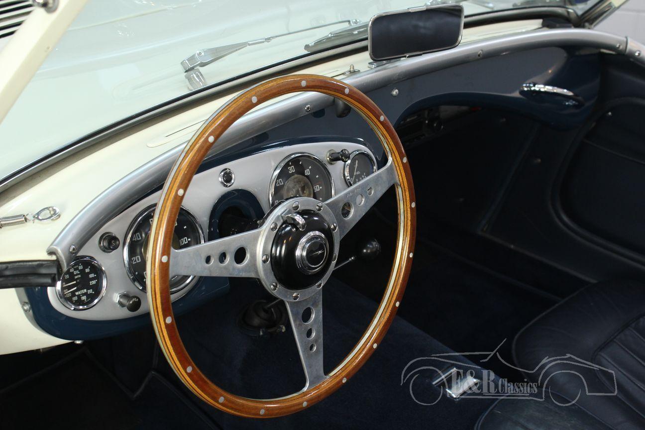 Austin Healey 100/4 BN2 1956 Le mans modification 17/30