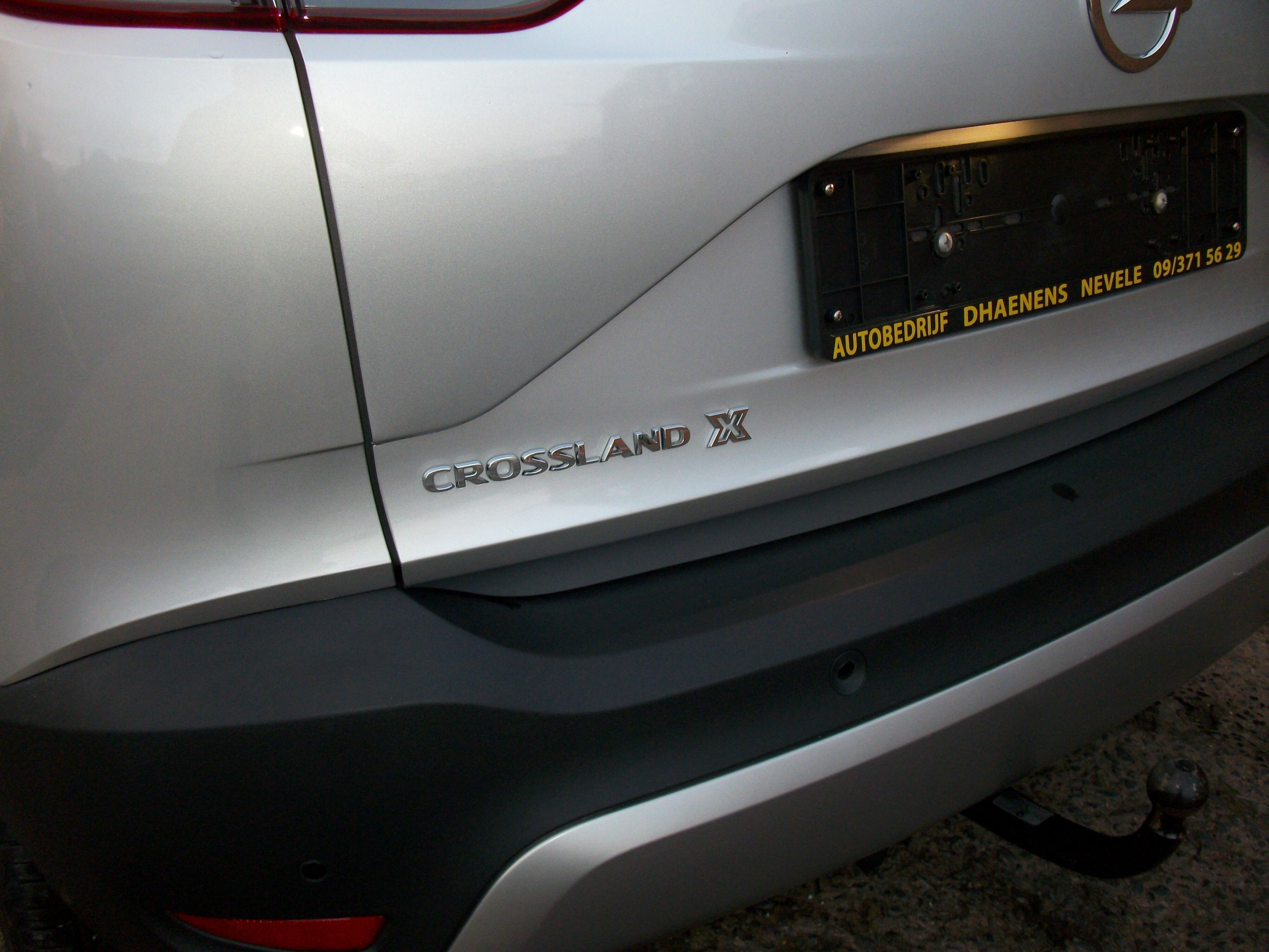 Opel Crossland X 1.2 benz / Innovation 2/15