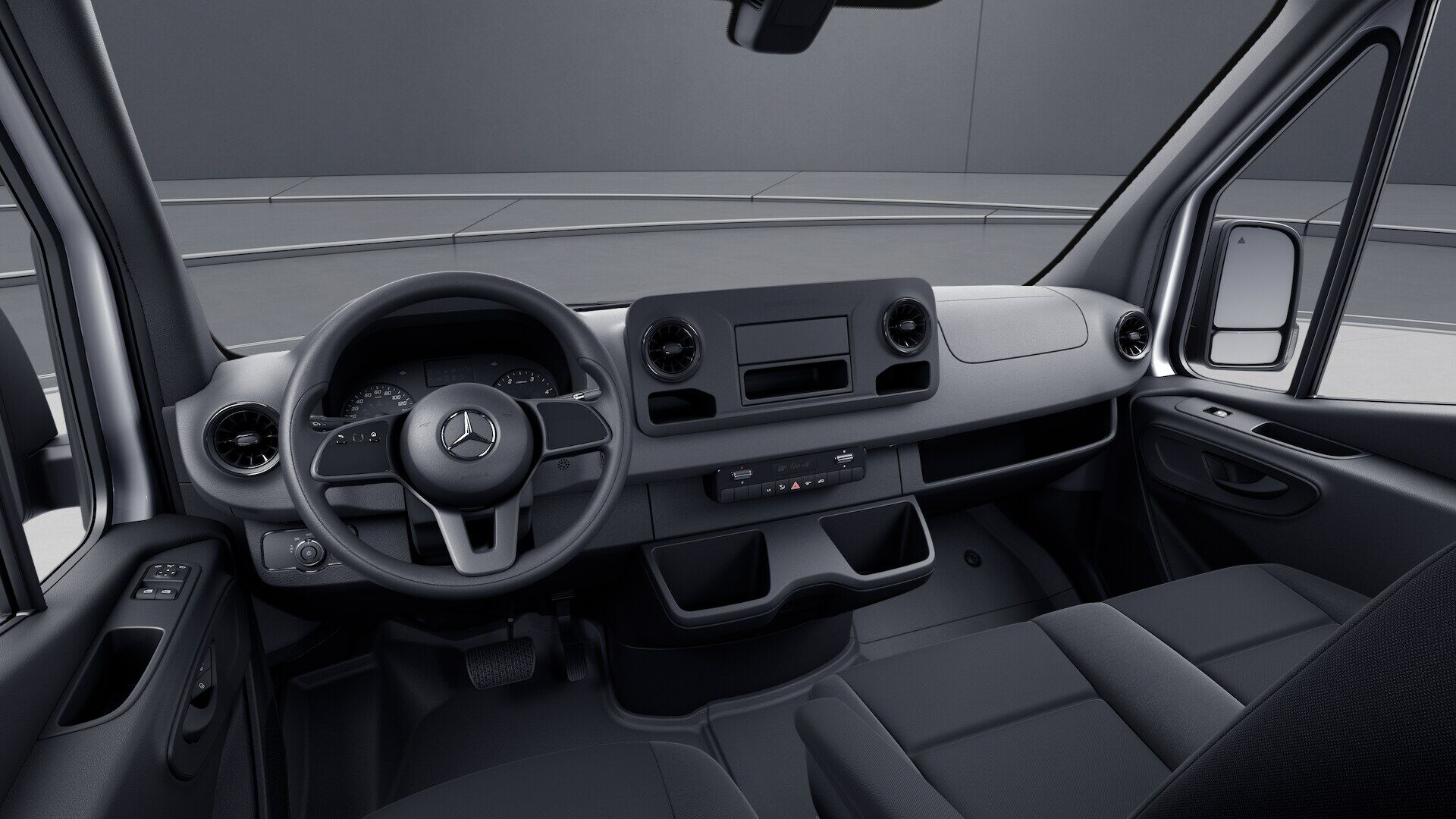 Mercedes Sprinter Fourgon 314 CDI (A2) RWD 03849 4/4