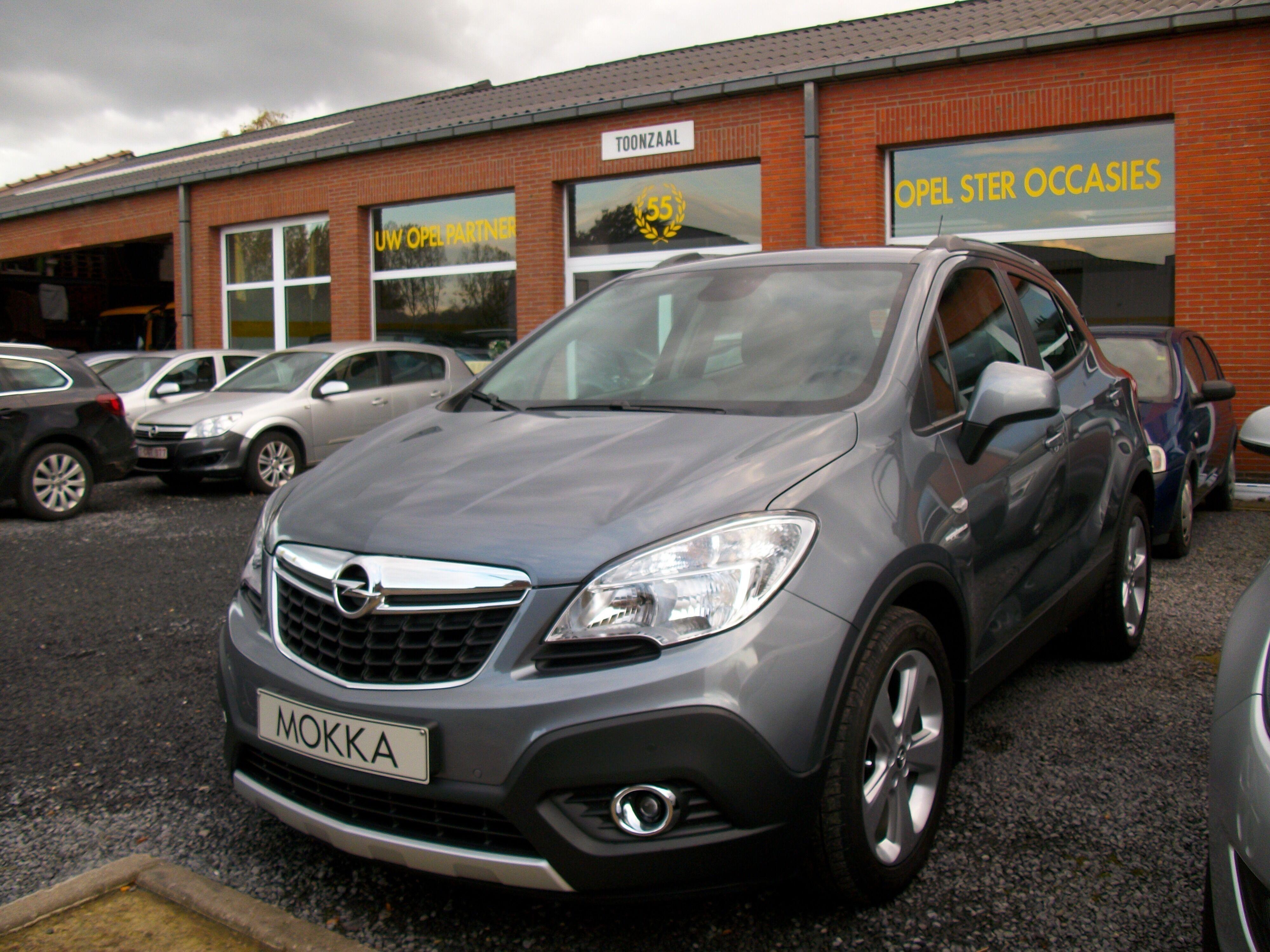 Opel Mokka 1.6 Benz + Navi 1/14