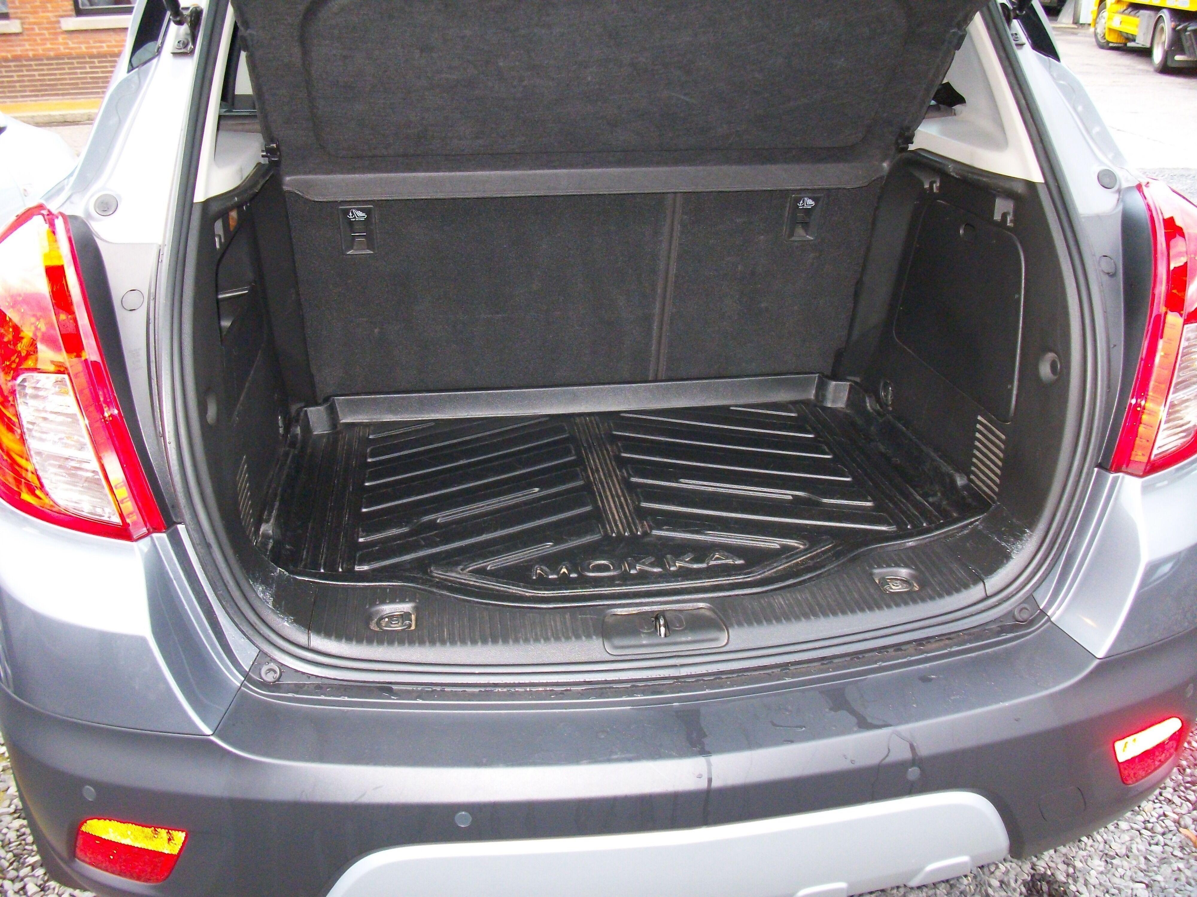 Opel Mokka 1.6 Benz + Navi 4/14