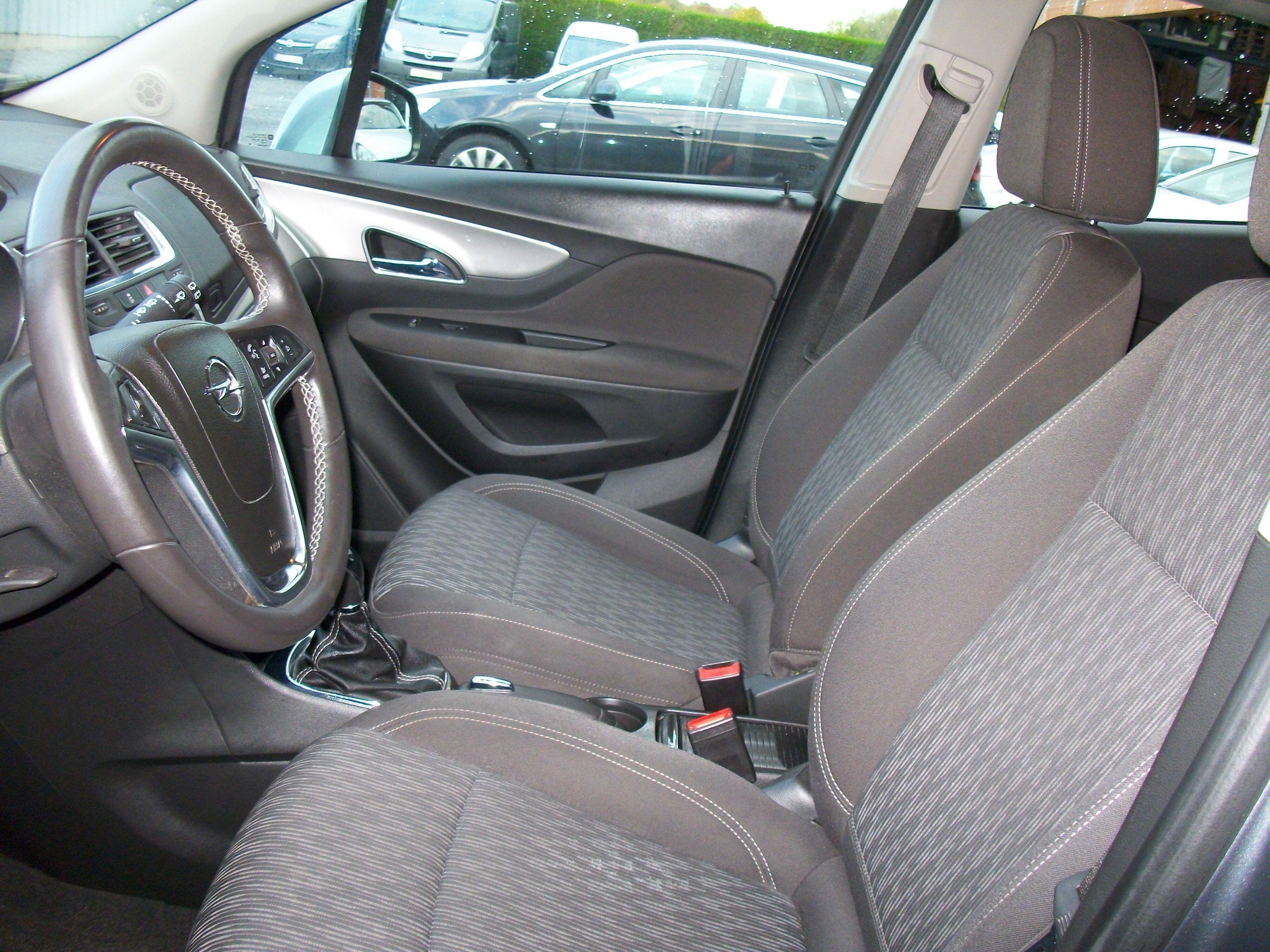 Opel Mokka 1.6 Benz + Navi 9/14