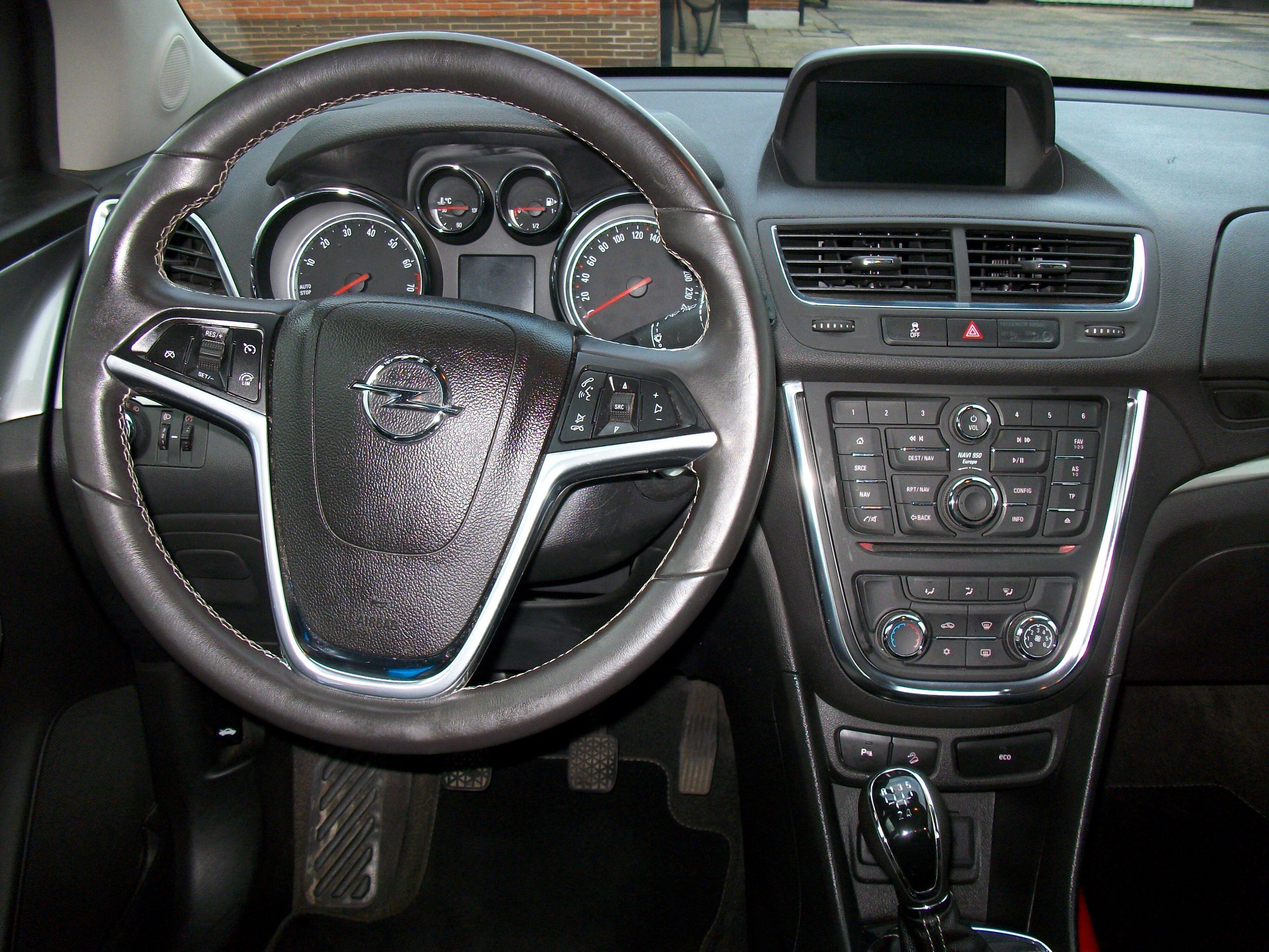 Opel Mokka 1.6 Benz + Navi 8/14