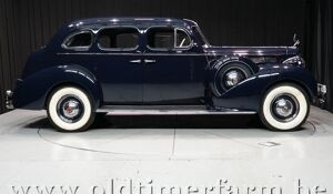 Packard Other Eight Saloon '38