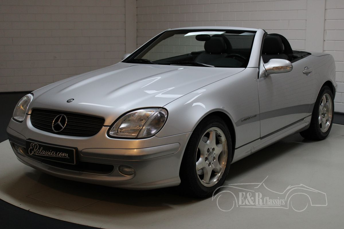 Mercedes SLK 230 very good condition 2000