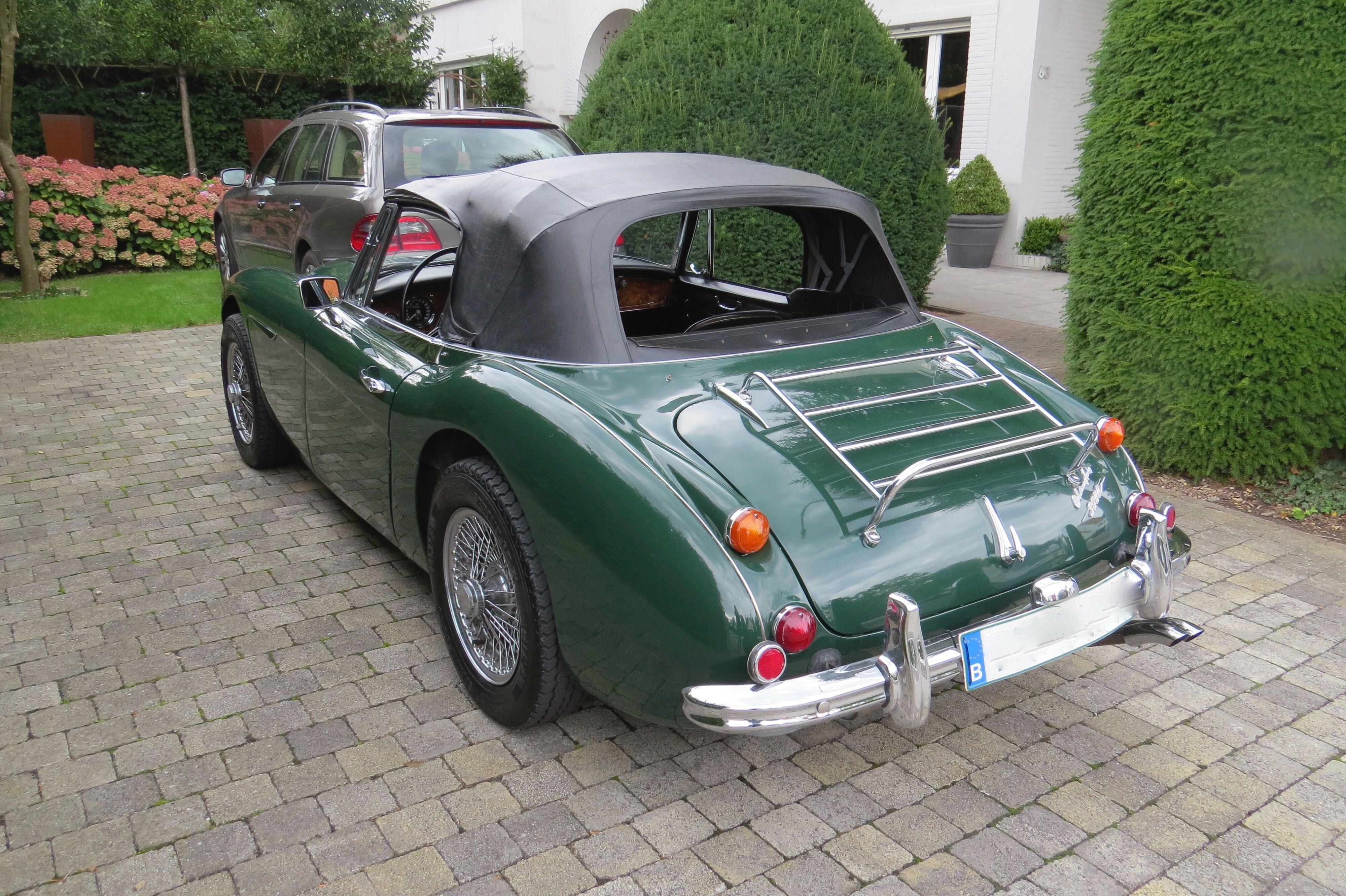 Austin Healey MK III BJ 8 3000 MK3 6/7
