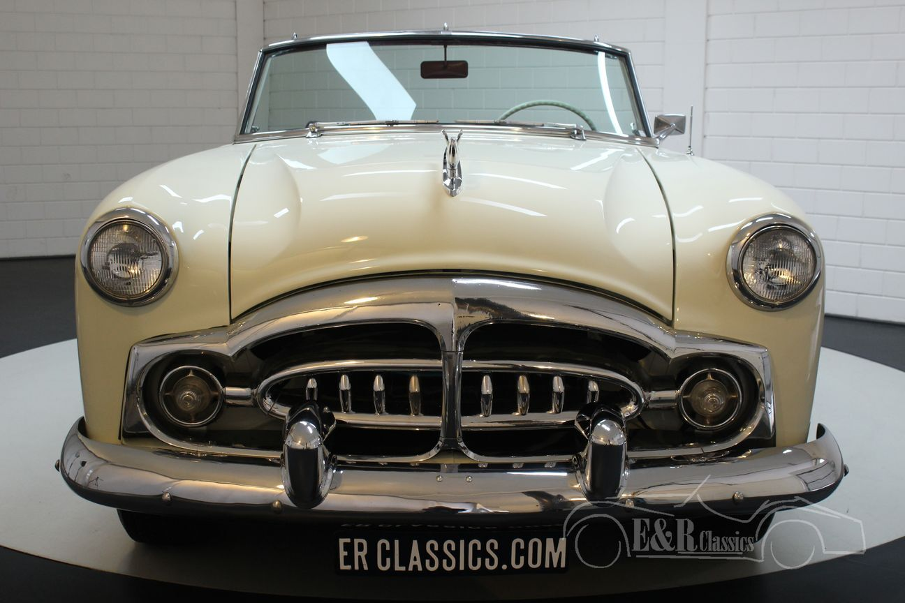Packard Mayfair creme 250 1952 Automaat 5/20