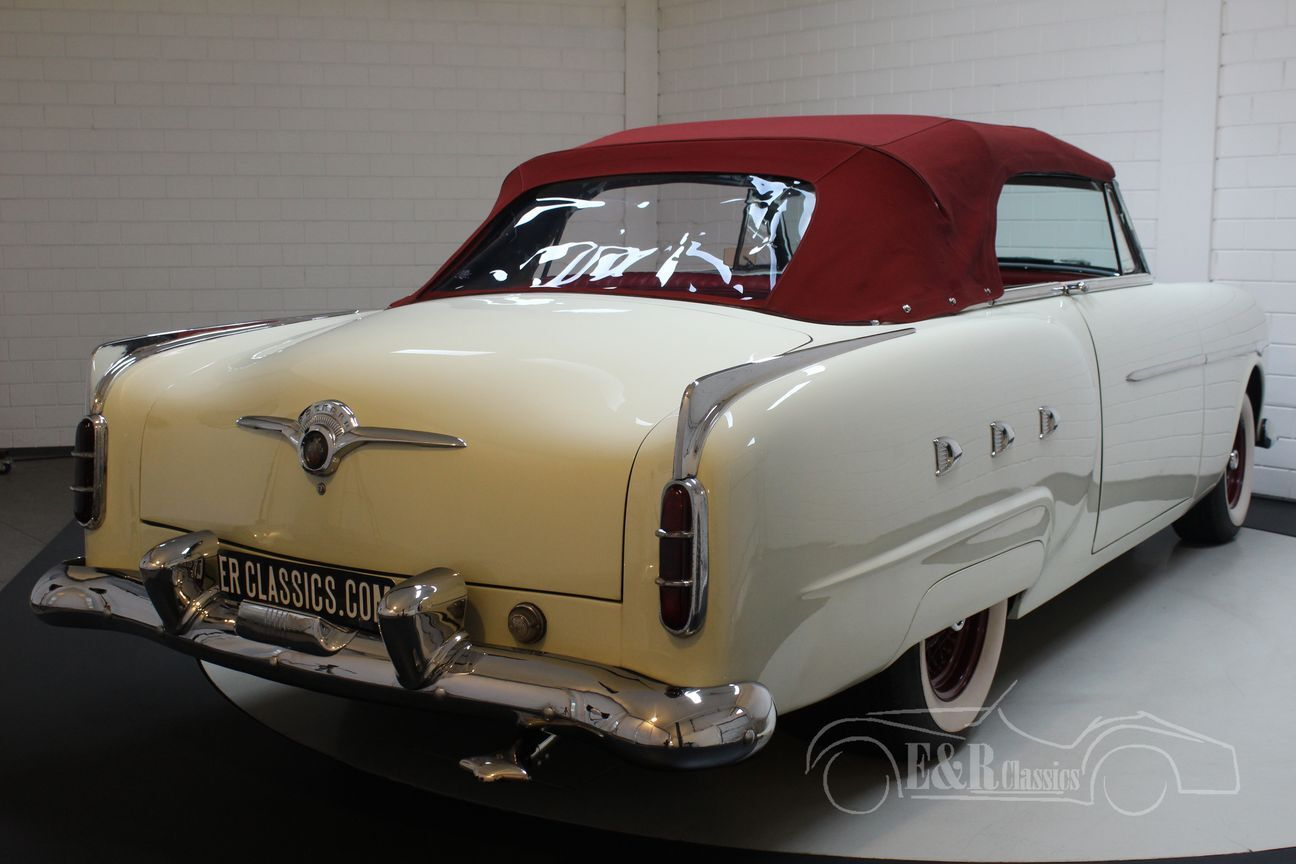 Packard Mayfair creme 250 1952 Automaat 18/20