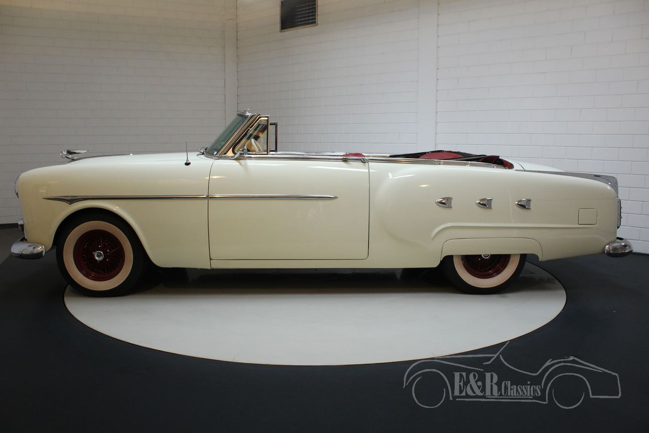 Packard Mayfair creme 250 1952 Automaat 7/20
