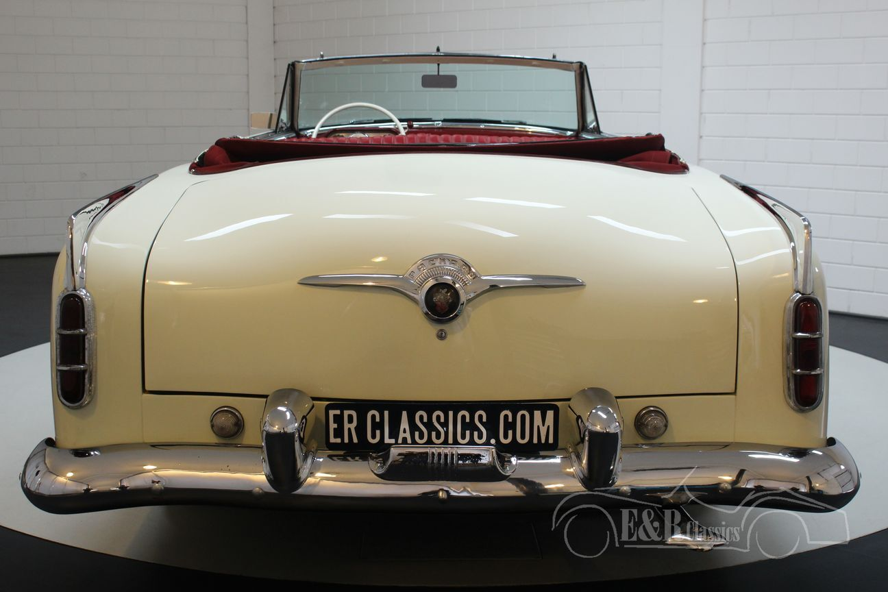 Packard Mayfair creme 250 1952 Automaat 9/20