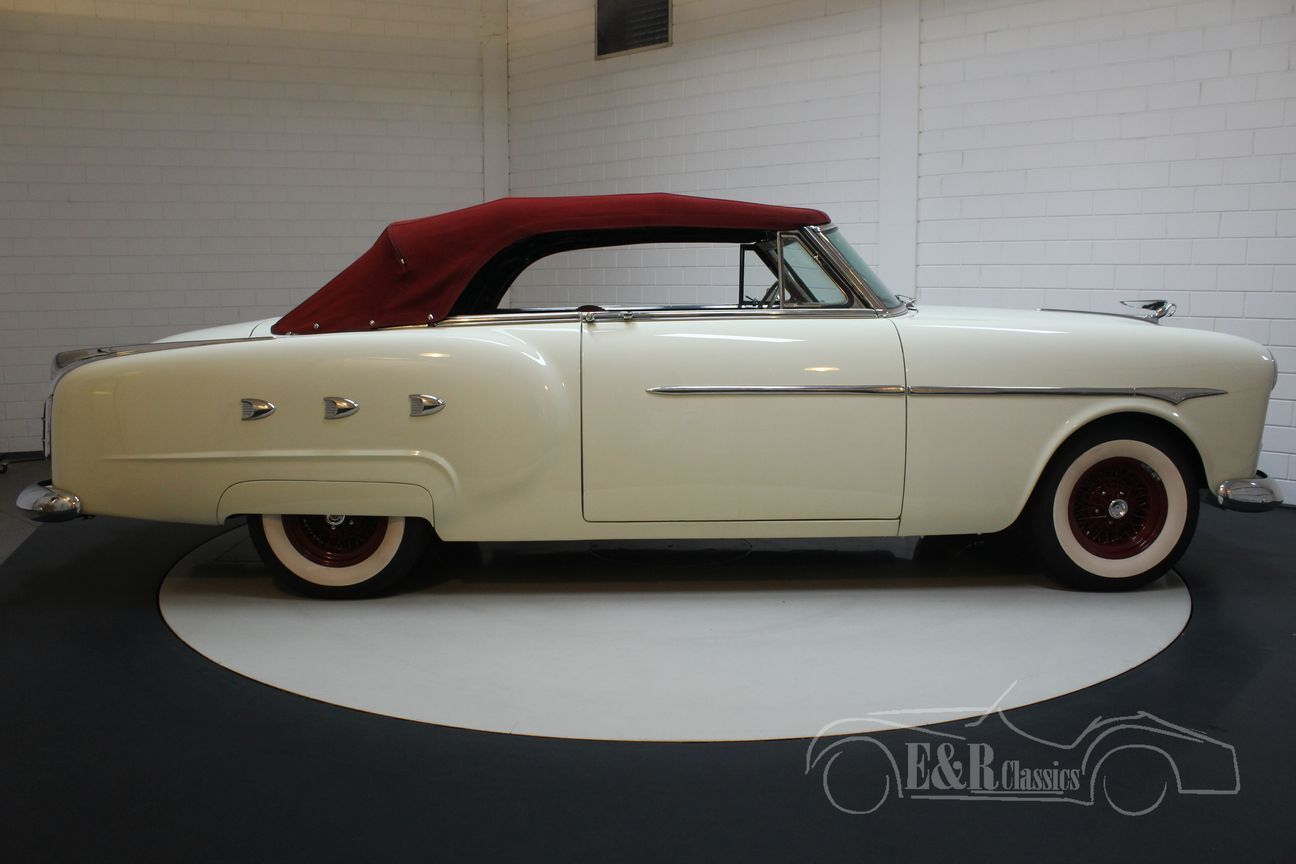 Packard Mayfair creme 250 1952 Automaat 19/20
